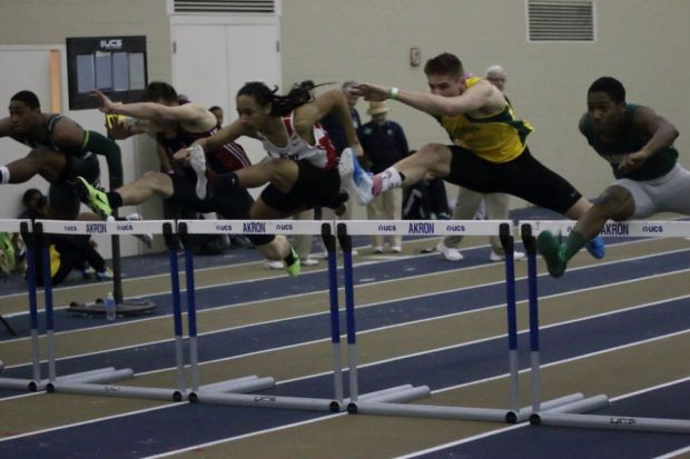 ohio state indoor track meet results 2014