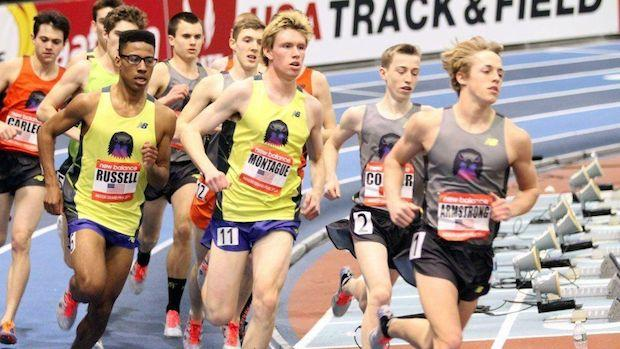 New Balance Indoor Grand Prix Junior Boys' Mile Preview