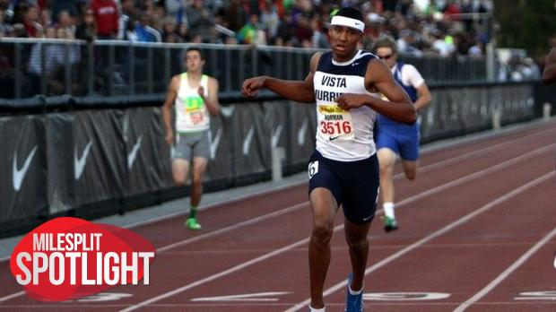 michael norman 2015 state track meet