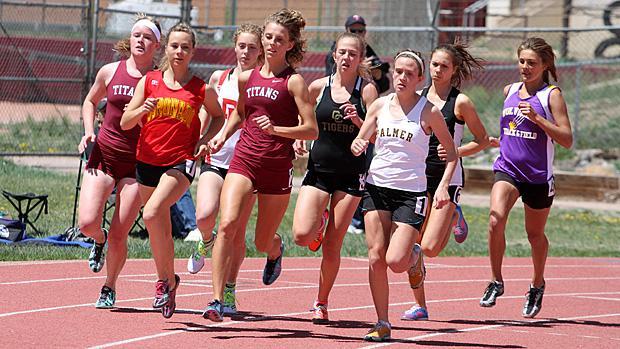 coronado middle school track meet