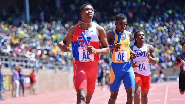 Winning The Penn Relays is a big goal for the Lyles brothers and their T.C. Williams Titans squad after finishing fourth and fifth in the 4x400m and 4x100m, respectively, this spring.