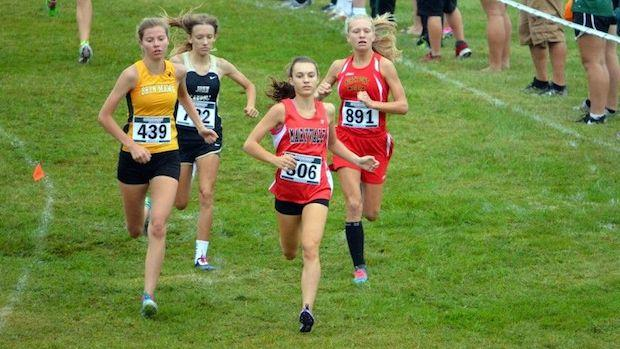 Cross Country Season Begins With Class A Girls Unclassified
