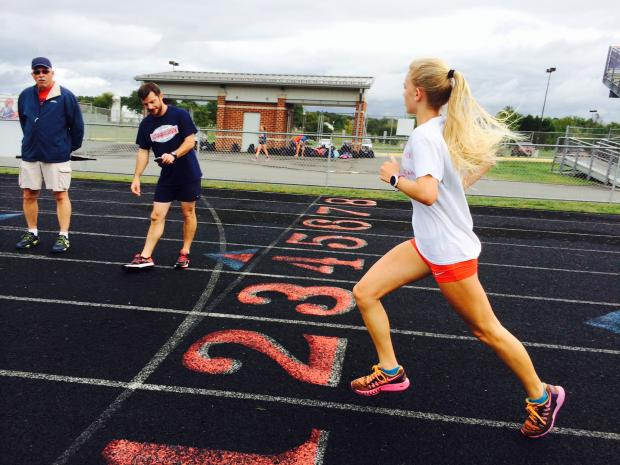 Workout Wednesday: 4xMile Repeats With Dream Miler Rachel ...