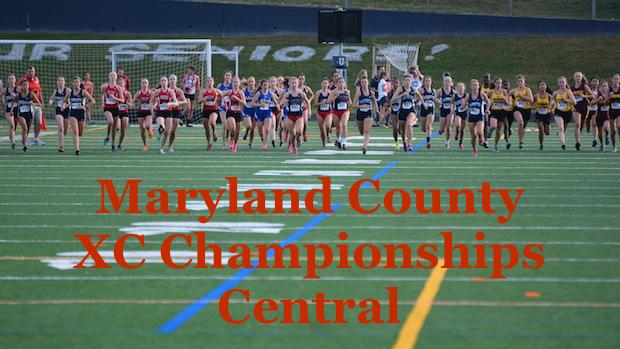 maryland state cross country meet 2015