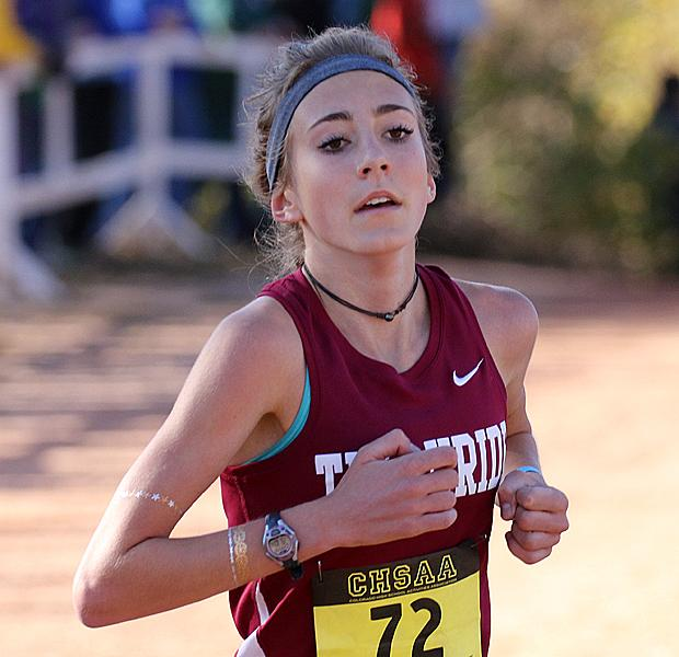 Colorado Track XC 2A Girls All-State 2015