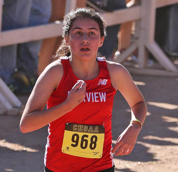 Colorado Track XC 5A Girls All-State 2015