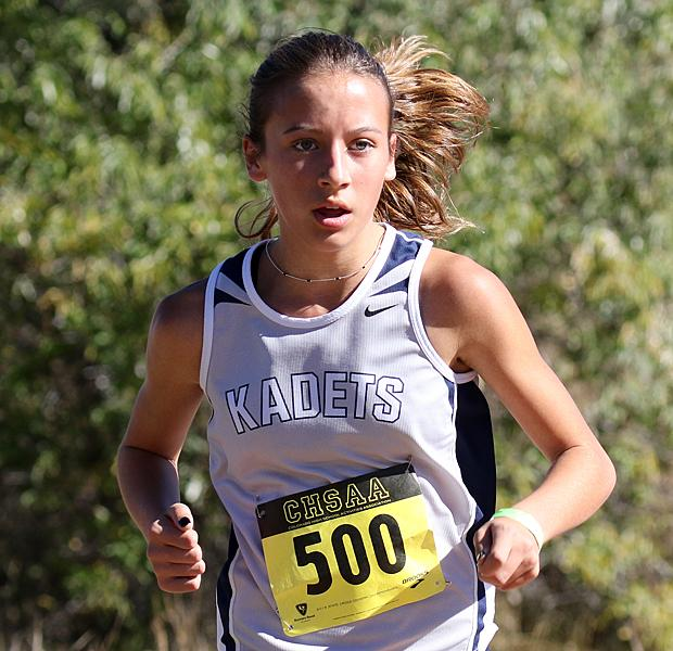 Colorado Track XC 4A Girls All-State 2015