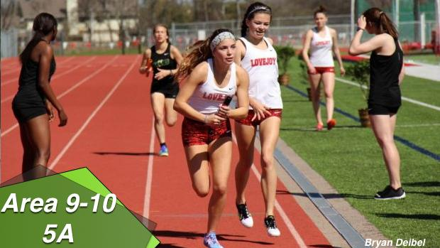 district 10 5a track meet results live