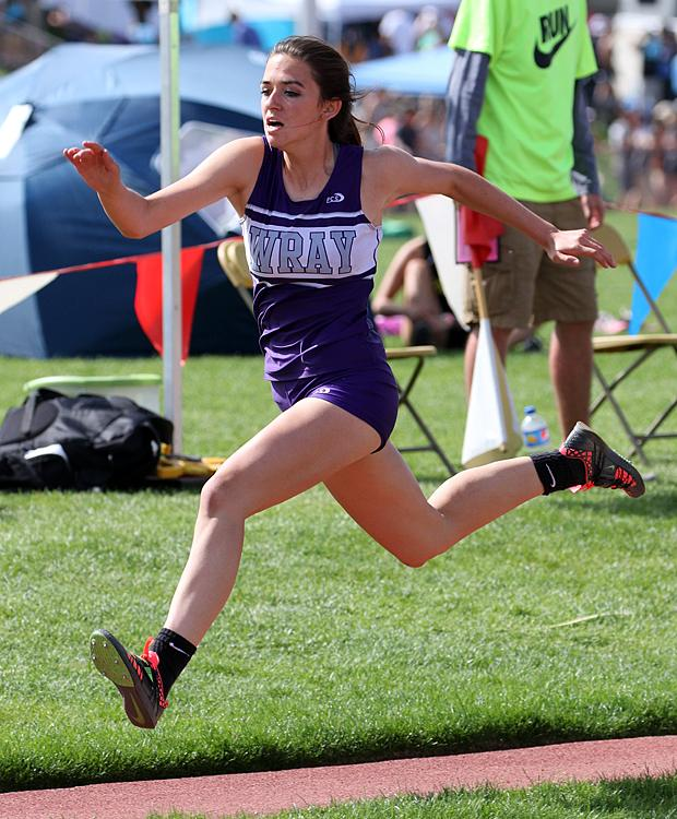 Colorado Track XC 2A Girls All-State Team
