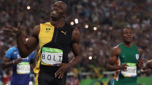 Usain Bolt Wins 100m Seventh Career Olympic Gold Medal