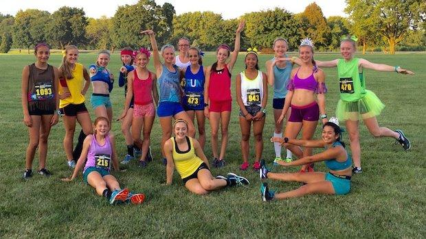 Fastest Returning XC Girls Squads In Illinois
