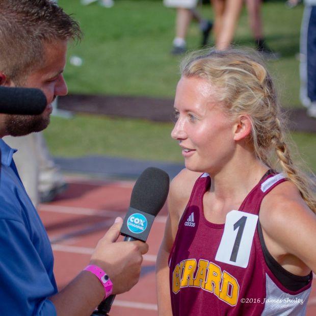 Q&A With Cailie Logue, Girard High School
