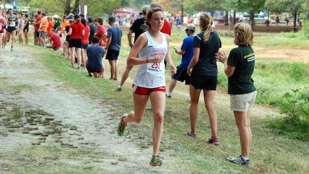 Junior Girls Head Of The Class Rankings: Emily Craig Doesn