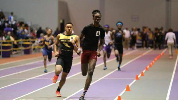 Boys Indoor Leaderboard: Calvin Golson Puts His Name On 400m Map