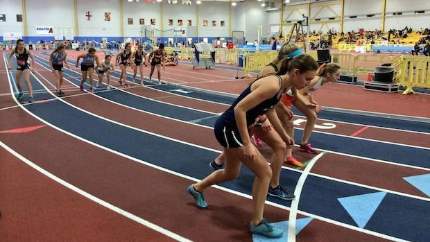 aau track and field meet results for azarian