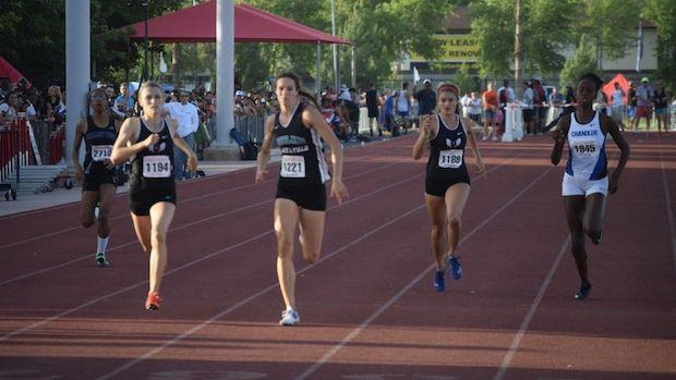 willow canyon high school track meet