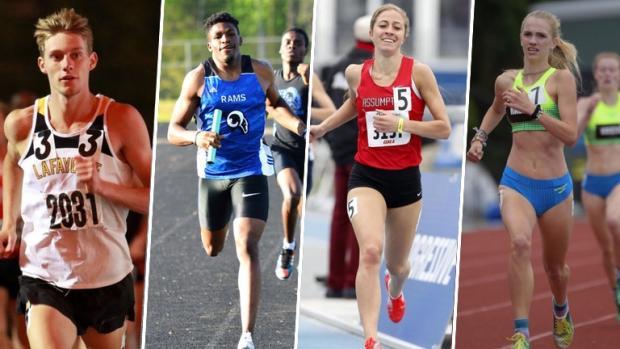Laramie's Johnson, Jackson's Gibson win Gatorade track honors