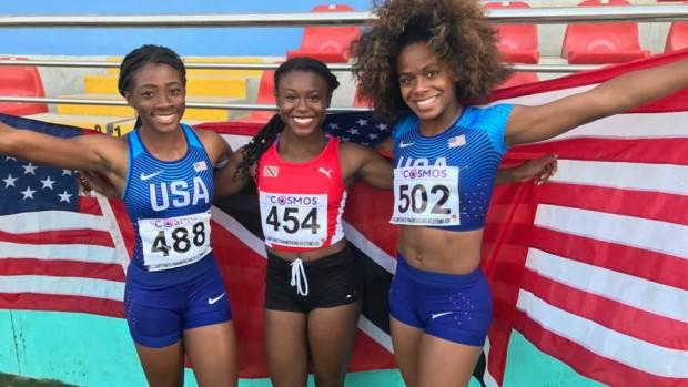 Khalifa St. Fort Repeats As Pan Am Junior 100m Champion ...