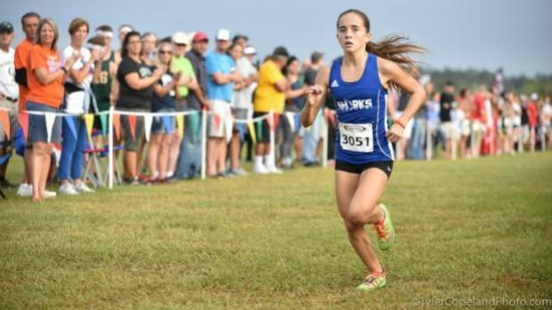 Head Of The Class Sophomore Girls Rankings