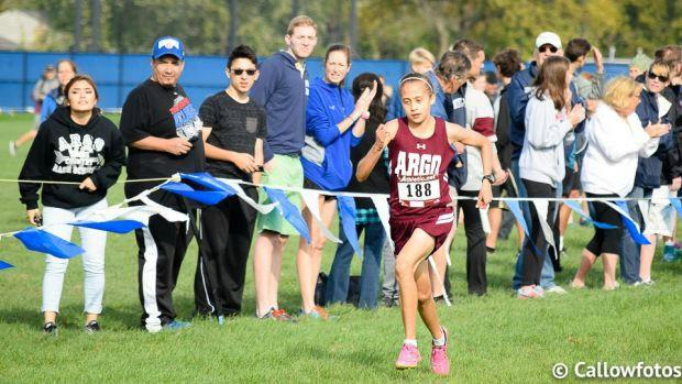 IHSA Regionals Dominated The Weekend Cross Country Scene