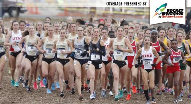 Women's Cross Country Places 12th at NCAA Championships