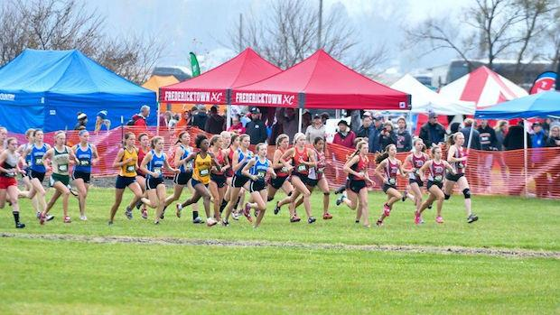 Final Ohio Girls Top Xc Times List Of 2017 Season 5 000
