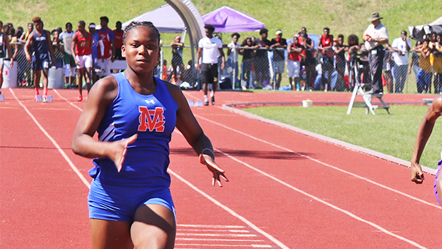 Kennedi Sanders, Madison Central a Rising Star in Mississippi