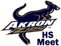 Akron Jerome Fields Meet OPEN HS