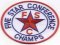 5-Star Conference Championships