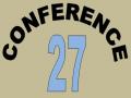 Conference 27 Regular Season Meet #2