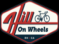 Hill on Wheels Fishy Invite