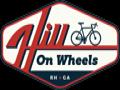 Hill on Wheels Fishy Invite