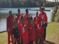 Al Simmioms  League Relays Championships